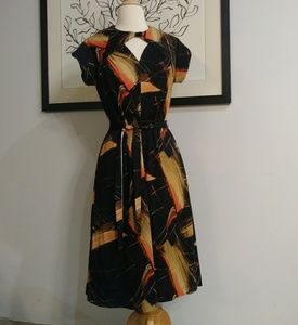 Vintage Late 60s or early 70s dress